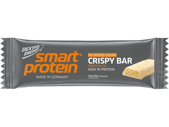 Dextro Energy Smart Protein Crispy Box 15x45g, Vanilla